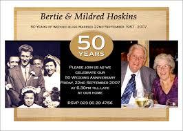 50th wedding anniversary invitations 50th wedding anniversary invitation the wedding specialiststhe