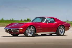 chevy corvett a 1971 chevrolet corvette that s smooth as glass