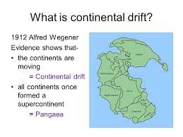 continental drift ppt download
