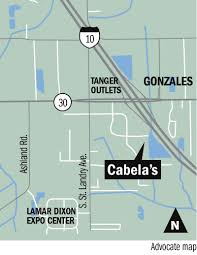 Tanger Outlet Map Bass Pro Shops Reels In Cabela U0027s For 5 5b Deal Could Impact