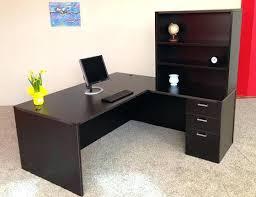 Office Front Desk Furniture Office L Shaped Desk Rectangular Front Desks Furniture Hutch