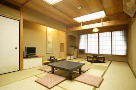 japanese living room japanese style living room with wood and bamboo furniture