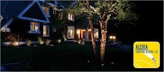 Landscape Lighting Design Landscape Lighting Design Ct Alexia Lighting Design