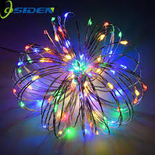 battery operated led string lights waterproof osiden fairy string lights battery operated waterproof 10m100 led