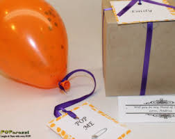gift inside balloon ask bridesmaid to be in wedding balloon in gift box