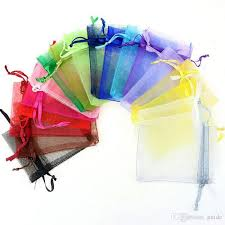 wholesale gift wrap rolls gift bags spot plain yarn candy bags eugen gauze bag beam port