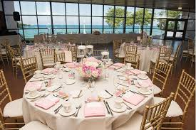 small wedding venues chicago 8 chicago wedding venues with spectacular lake michigan views