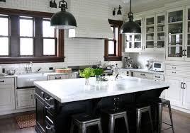deco maison cuisine ouverte cuisine americaine avec ilot central deco maison moderne intended