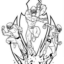 power rangers ninja storm laser gun coloring power rangers