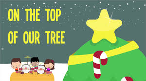 twinkle twinkle christmas star christmas song for kids