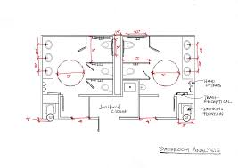 residential ada bathroom dimensions ada bathroom dimensions for