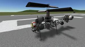 Tiny Planes Stock Helicopters U0026 Turboprops First Flight Around Kerbin Page