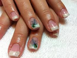 15 gel nail designs french tip nails french nails gel french tips