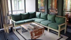 Free Woodworking Plans For Patio Furniture by How To Make An Outdoor Sectional I Like To Make Stuff