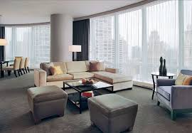 living room chicago images trump international hotel tower chicago suite living room 4830