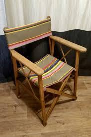 chaise de realisateur les 119 meilleures images du tableau our creations sur pinterest