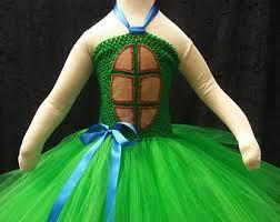 Blue Ninja Turtle Halloween Costume Ninja Turtle Costume Etsy