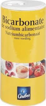 bicarbonate en cuisine cerebos bicarbonate soda 400g chockies tasty belgian flavours