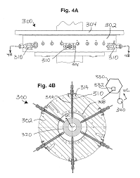 patent us7784565 top drive systems with main shaft deflecting