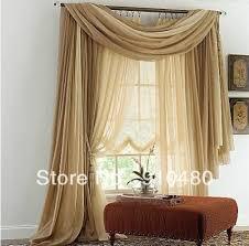 Best Living Room Curtains Best 25 Scarf Valance Ideas On Pinterest Window Scarf Curtain