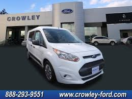 minivan ford crowley ford lincoln vehicles for sale in plainville ct 06062