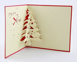 custom card template 3d christmas cards templates free card