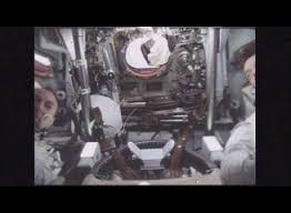 Lunar Module Interior Apollo 14 Lunar Module Command Service Module Eva And Cm