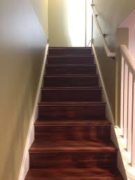 Staircase Laminate Flooring 6 Ideas For Finishing Your Basement Stairs November 2017 Toolversed