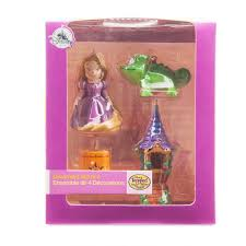 tangled the series sketchbook mini ornament set shopdisney