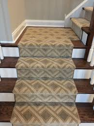 carpet runner for staircase transitional with stairs white risers