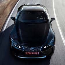 lexus sports car uk lexus uk deliveries of the new lc to uk customers will facebook