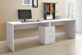 White Modern Computer Desk Big Advantage Of White Computer Desk Home The Decoras Jchansdesigns