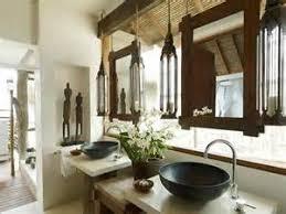 large teak asian style shower stool bathroom asian style bathroom