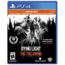 dying light ps4 game dying light the following enhanced edition ps4 ps4 games best