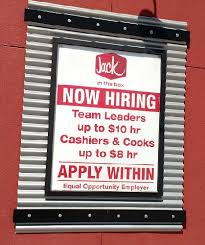 fast food job applications plano high jobs
