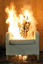 fire safe furniture without chemical fire retardants