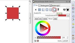 custom color palettes in inkscape goinkscape