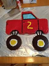 truck cake ideas
