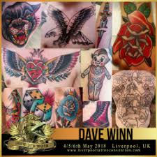 artist line up 2018 liverpool tattoo convention