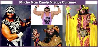 Randy Savage Halloween Costume Macho Man Randy Savage Costume Diy Guide Cosplay Savvy