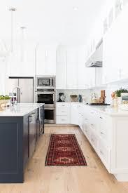 43 Best Bright Bazaar U0027s by 100 Grey Subway Tile Backsplash Transitional Kitchen Corcoran