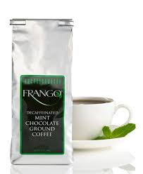 Flavored Coffee Frango Flavored Coffee 12 Oz Decaffeinated Chocolate Mint Flavored