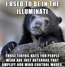 Tin Foil Hat Meme - tinfoil hats meme on imgur