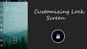 how to change lock screen on android how to customize lock screen android
