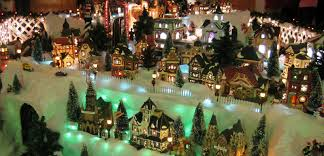 christmas villages christmas villages create your own tiny world of