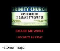 Typewriter Meme - trinity church masturbation is satans typewriter ship church school