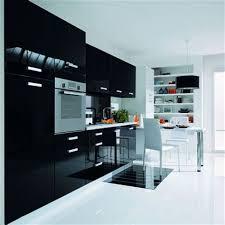 cuisine noir laqué pas cher marvelous meuble de cuisine en bois pas cher 8 meuble de