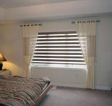 Side Panel Curtains Image Result For Blind And Curtain Combo No Place Like Home