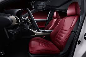 lexus rc red interior 2016 lexus is350 reviews and rating motor trend
