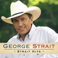 george strait strait hits album